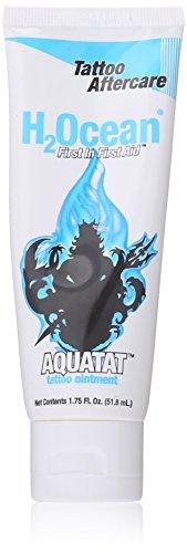 H2Ocean Aquatat Moisturizer, 1.75 (H2ocean Tattoo)