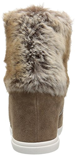 Taupe Suede Boot Street City Women's Aerosoles tqI0wXfW