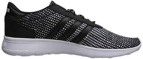 11 Black Sneaker Women Medium Lite Adidas White US W Racer Black qOWfnSFn
