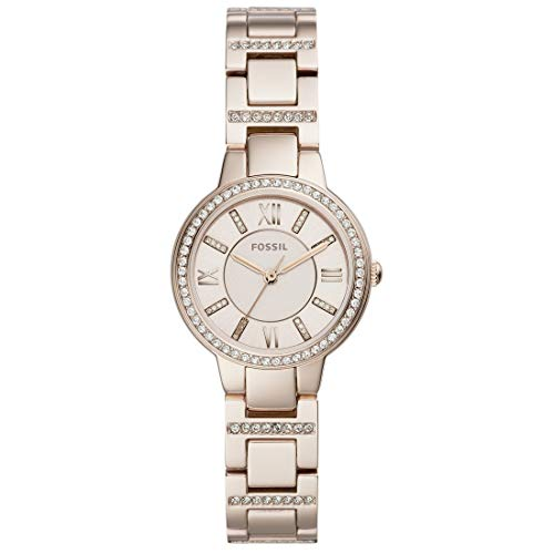 (Fossil Women's Virginia - ES4482 Pink One Size)