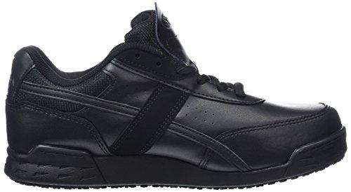 Shoes for Crews Pro-Classic, Zapatillas de Entrenamiento para Hombre, Negro (Black), 46 EU