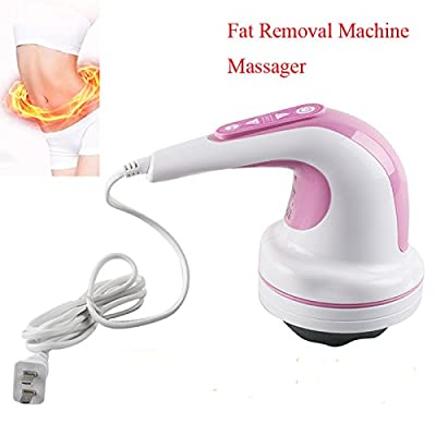 Carejoy Frequency Vibration Slimming Massager Handheld Full Body Massage Slim Machine Weight Loss Relaxation Wellness Home Use Deivce