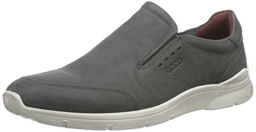Homme Ecco Shadow02602 Dark Gris Baskets Irondale zCq7UA