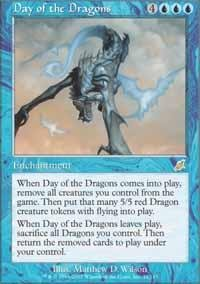 Magic: the Gathering - Day of the Dragons - Scourge