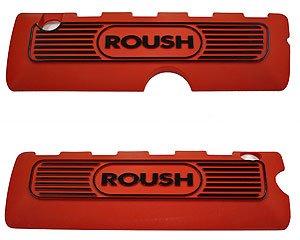 Roush 421242 Coil Cover Kit, Red, F-150