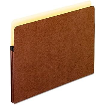 pendaflex file pockets inch expansion brown letter 25 per box 1514c ox. Black Bedroom Furniture Sets. Home Design Ideas