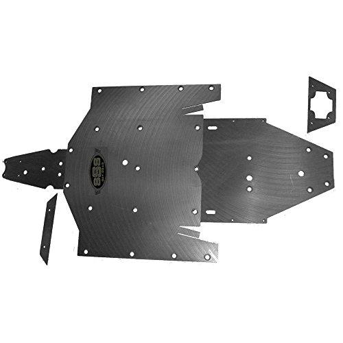 rzr 900 xp 4 skid plate - 6