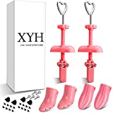 XYH 2 in 1 Shoe Stretcher Women,2 Pair of Upgrade 2nd generation shoe stretchers Adjustment Width and Length for Women