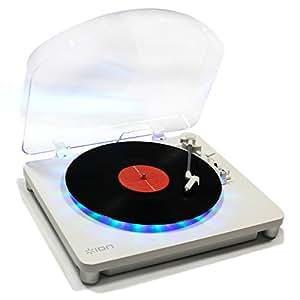 Amazon.com: Ion Audio Photon LP | 3-speed Turntable ...