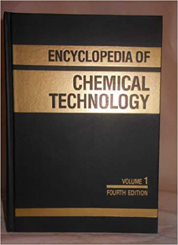 Kirk othmer encyclopedia of chemical technology free download pdf