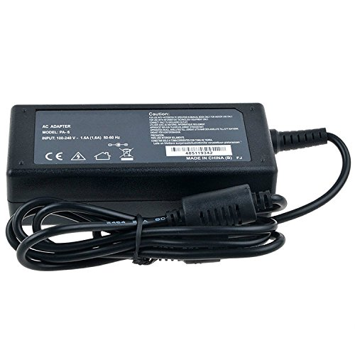 AT LCC AC Adapter for Zebra P120i P210i ID Card Thermal Printer Power Supply