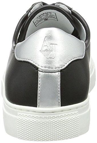 Armani Jeans Damer 9252207p610 Sneakers Flerfarvede (nero) fyCYfaL