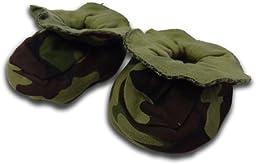 Green Camo Gift Set - SHORT