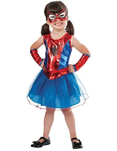 Rubie's Marvel Classic Child's Spider-Girl Costume, -