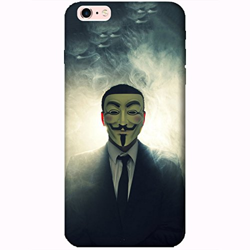 Coque Apple Iphone 6 Plus-6s Plus - Anonymous