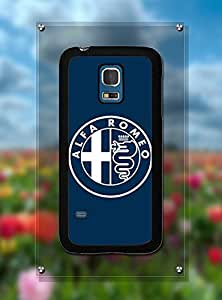 Galaxy S5 Mini Funda Case , Alfa Romeo Brand Logo Generic Ultra Thin Scratch Resistant Unique Design For Samsung Galaxy S5 Mini Funda Case Cover