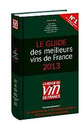 Le guide des meilleurs vins de France 2013