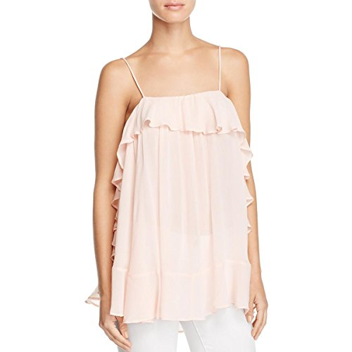 New Free People Women's Cascades Cami Rayon Pink from Free People