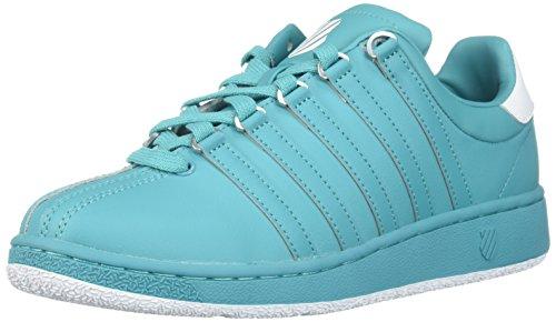 K-swiss Womens Classic Vn Sneaker Baltico / Bianco