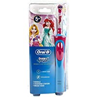 Oral B Stages Battery Powered Toothbrush Soft 5+ages