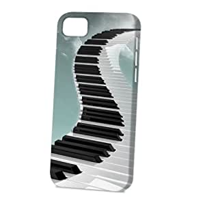 Case FunDiy For SamSung Galaxy S6 Case Cover Vogue Version - 3D Full Wrap - Pianists Stairway to Heaven