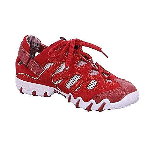 Grigio da freddo Allrounder trekking donna Rosso rossi Stivali da Z1qg0