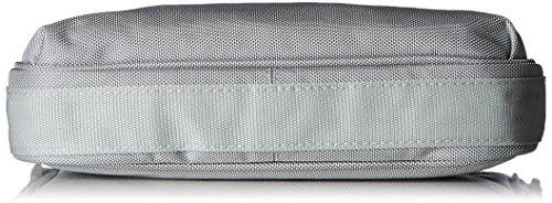 Picard Damen Hitec Umhängetasche, 6x20x29 cm Silber (Silber)