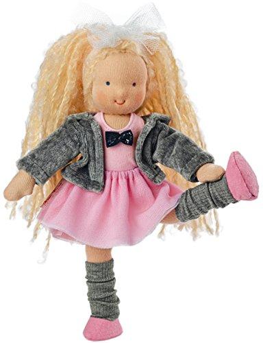 Kathe Kruse - Mini It's Me Waldorf Doll, Ballerina Kim (Waldorf Store)