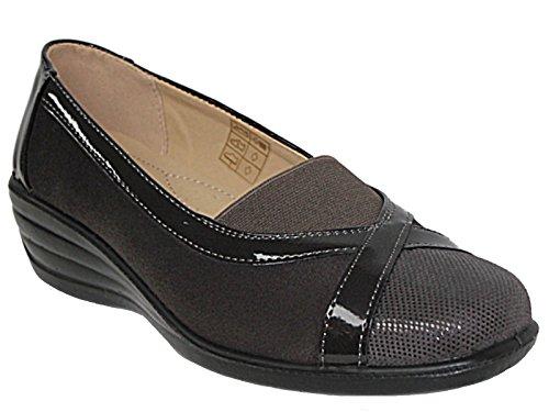 Tacco Foster con Footwear Donna Grey Scarpe rxOxtq6