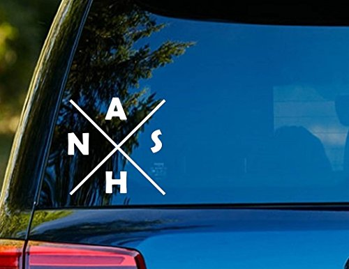 T1149 NASHVILLE NASH Decal - 4.00