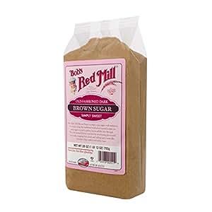 Bob's Red Mill Sugar Brown, 28 oz