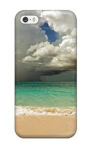 Premium Tpu Ocean Cover Skin For Iphone 5/5s
