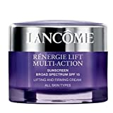 Rénergie Lift Multi-Action Lifting & Cream Sunscreen Broad Spectrum - SPF 15, Skin Care, All Skin Types 1.7 oz.