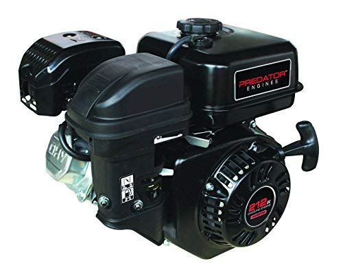 6.5 HP (212cc) OHV Horizontal Shaft Gas Engine MiniBike Go Cart Snowblower (6 Hp Engine)