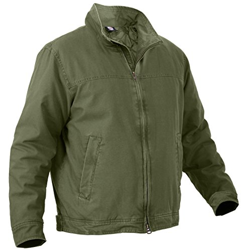 Rothco 3 Season Concealed Carry Jacket, Olive Drab, L
