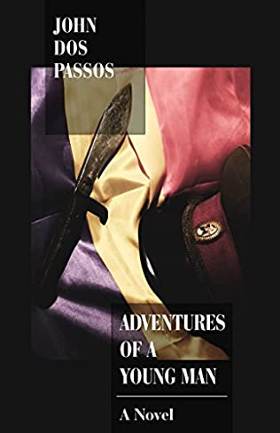 book cover of Adventures of a Young Man