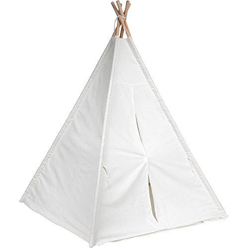 Trademark Innovations Authentic Canvas Teepee