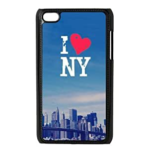Custom NYC Back For HTC One M7 Case Cover JNIPOD4-147