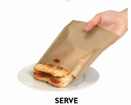 Toastabags - Grilled Chee Size 2ct Toastabags - Grilled Cheese 2ct by Toastabags (Image #4)
