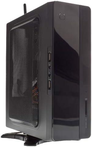 iTek Spirit ITX-Tower 130W Negro Carcasa de Ordenador - Caja de Ordenador (ITX-Tower, PC, Mini-ITX, Negro, 130 W, Fondo): Amazon.es: Informática