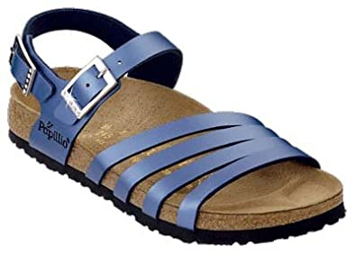Amazon.com: Papillio Almeria Womens Sandals Birko-Flor ...
