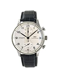 IWC Portuguese Automatic-self-Wind Male Watch IW371446 (Certified Pre-Owned)