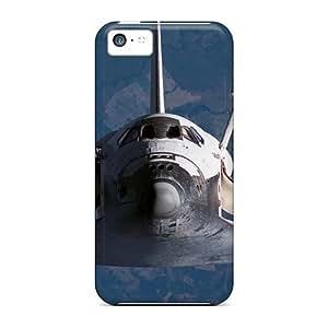XiFu*MeiHigh Grade Mycase88 Cases For ipod touch 5 - Space Shuttle Nasa Spaceships VehiclesXiFu*Mei