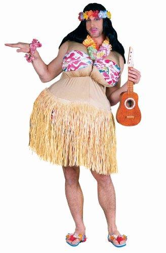 Forum Wanna Nookie Humorous Costume, Multi, One Size (Nookie Bikini)