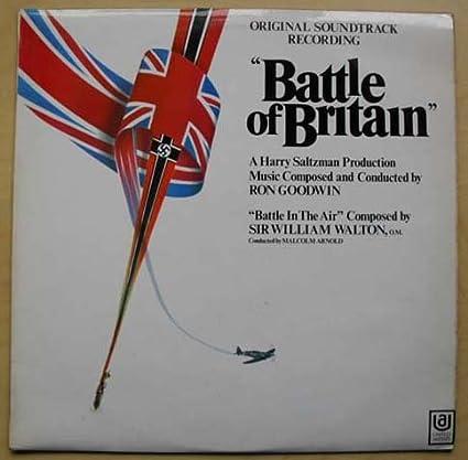 BATTLE OF BRITAIN ORIGINAL SOUNDTRACK RECORDING[UAS29019]1969