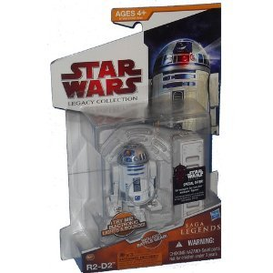 R2-D2 Saga Legends SL01 Legacy Collection Star Wars Action Figure