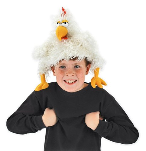 Chicken Head Costume (Elope The Clucker)