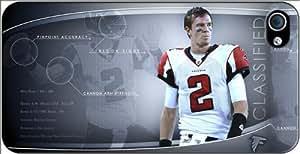 Atlanta Falcons NFL for iphone 4-4S Case v19 3102mss