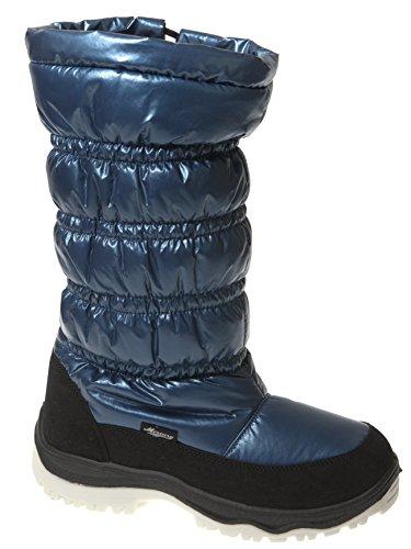 SFO, Damen Stiefel & Stiefeletten Blau