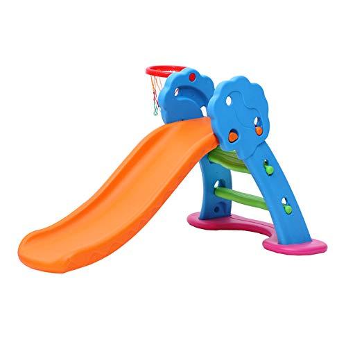 すべり台 子供のスライド子供幼児の遊び玩具の遊び場屋外屋内クライミングライド B07KX16N8C